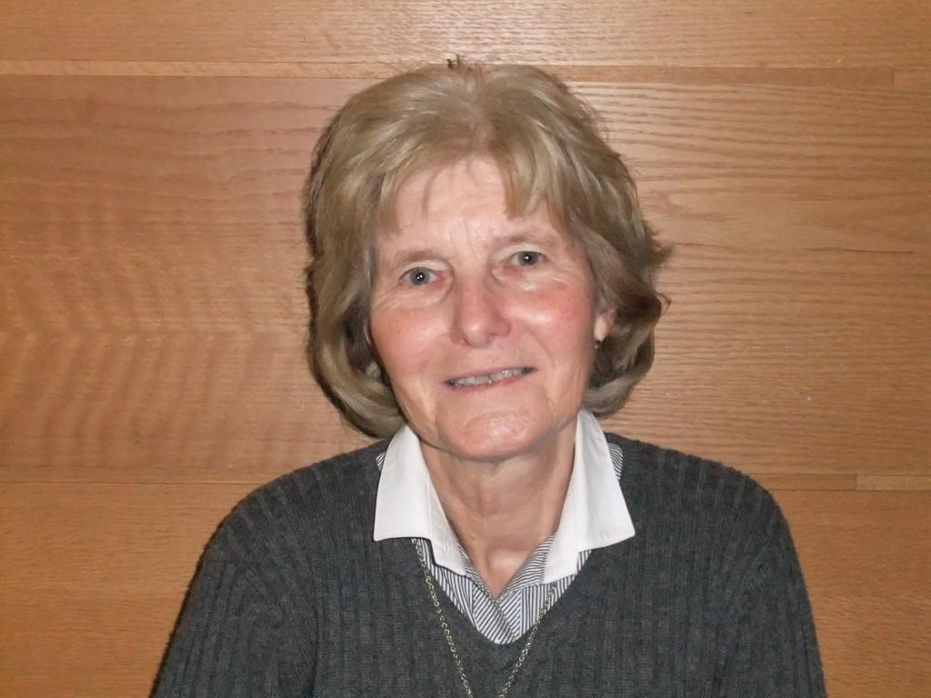 Ehrenmitglied Magda Gerdes
